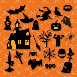 Halloween Bundle SVG and DXF Cut File