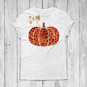 Leopard Pumpkin SVG