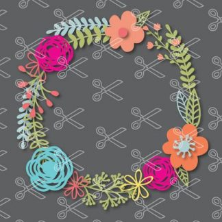 flowerwreath