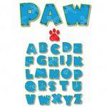 paw patrol alphabet