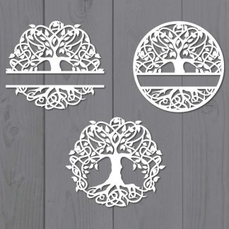 Family Tree SVG