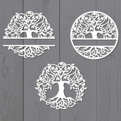 FAMILY TREE SVG