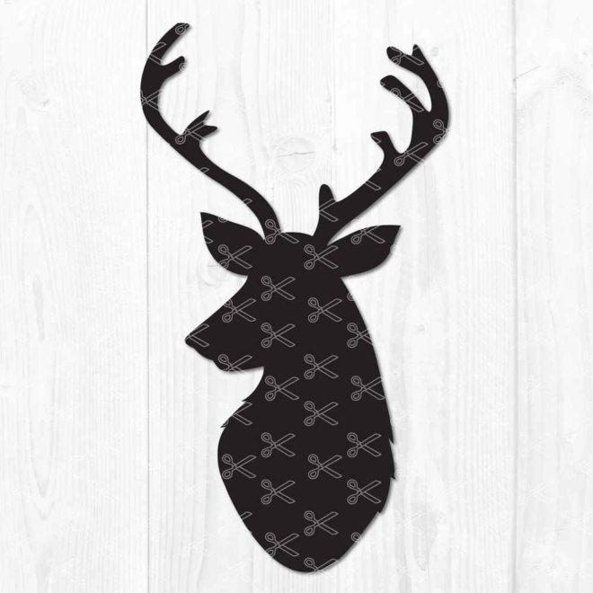 Deer SVG Cut File