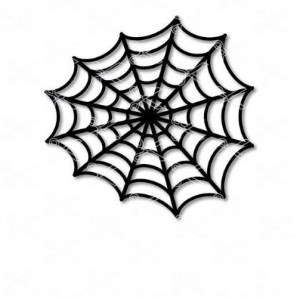 DOWNLOAD SPIDER WEB HALLOWEEN DECORATIONS SVG AND DXF CUT FILES AND USE IT TO YOUR DIY PROJECT!