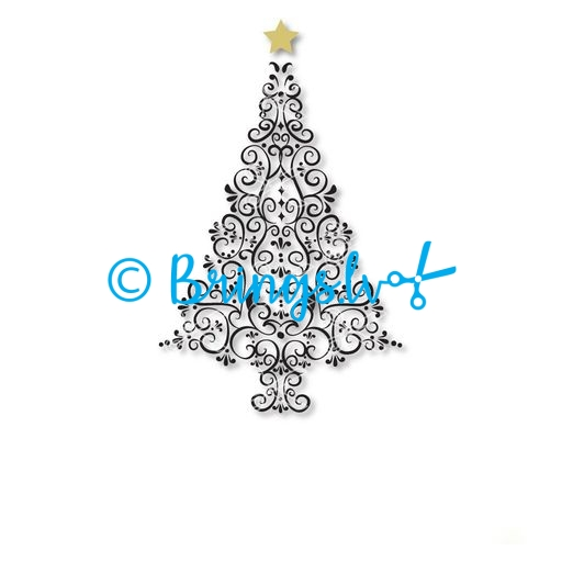 Christmas Decoration SVg and DXF Cut