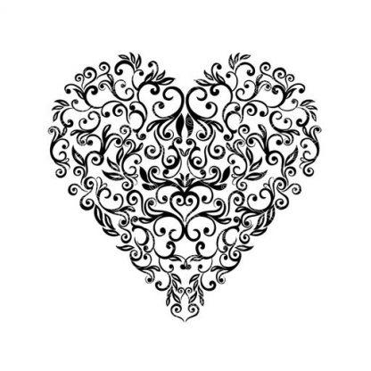 HEART SVG CUT FILE