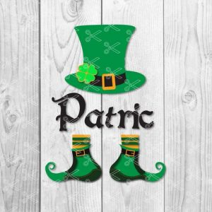 St. Patrick's Day SVG