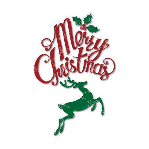 Merry Christmas Ornament Svg.Christmas Svg Dxf