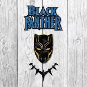 Black Panther SVG