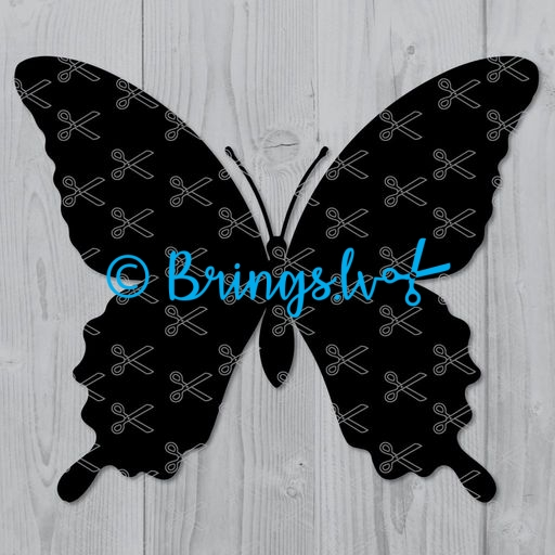 butterfly svg cut file - Beautiful Butterfly SVG PNG DXF Cut File