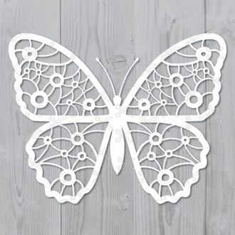 butterfly svg dxf cut file