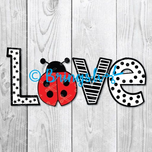 love valentines day svg - Love Bug SVG PNG DXF Cut Files - Valentines Day SVG