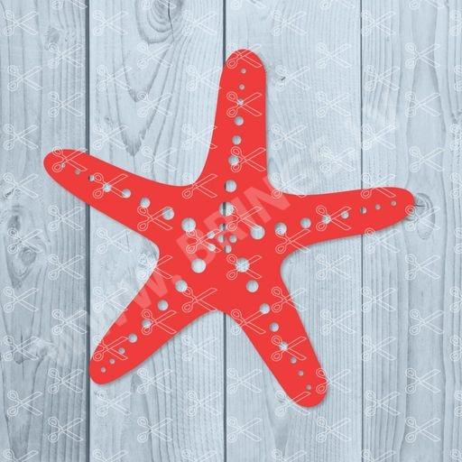 starfish svg - Starfish SVG PNG DXF Cut Files