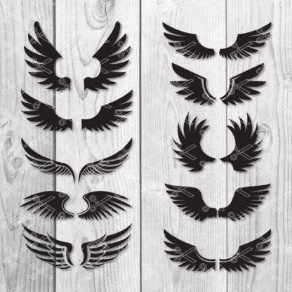 wings svg