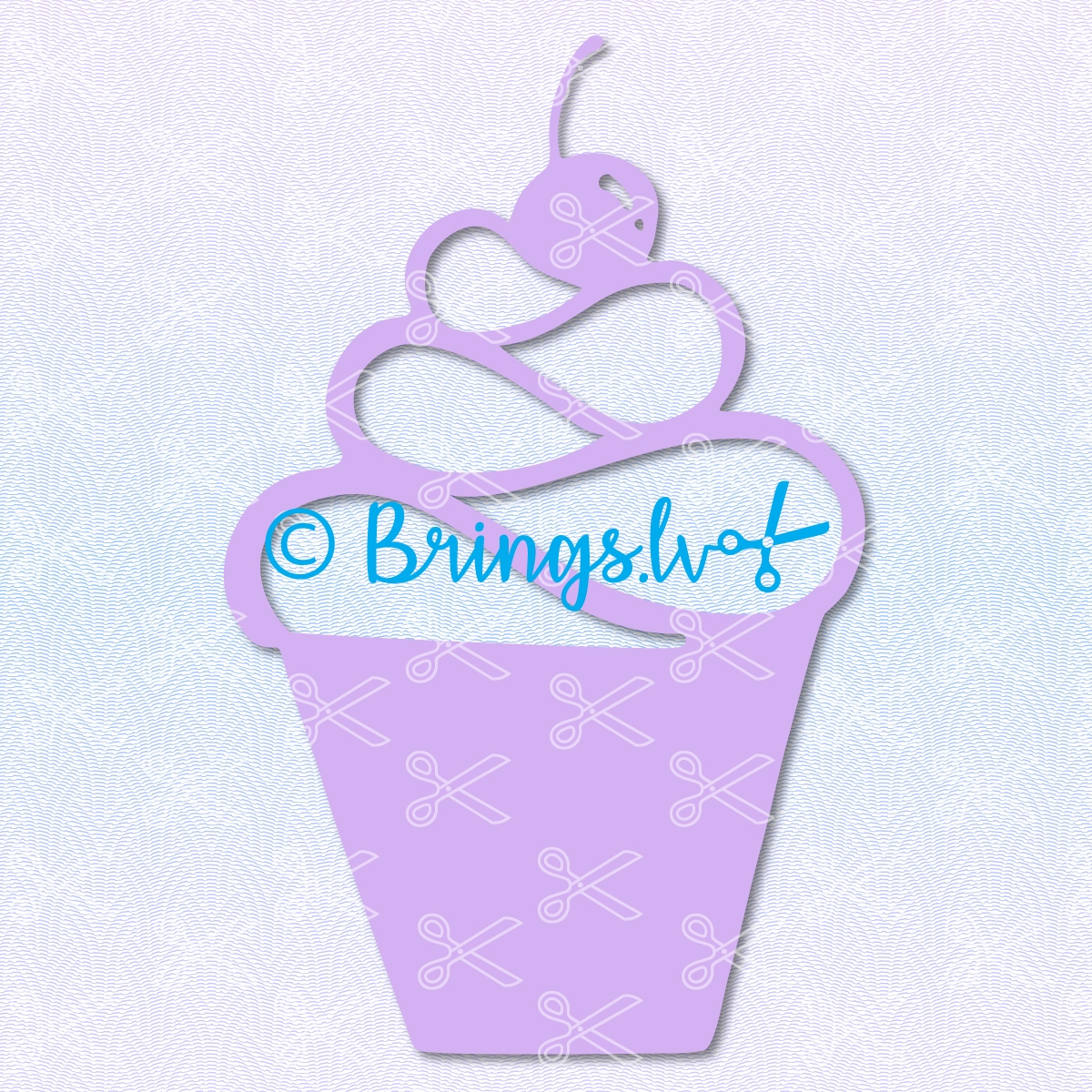 Birthday Cake SVG