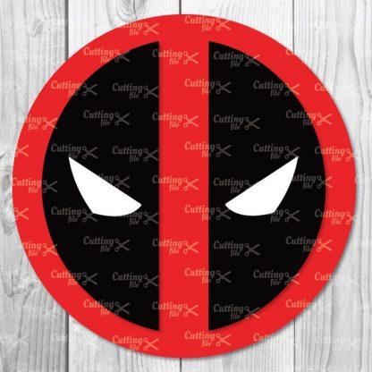 Free Deadpool SVG