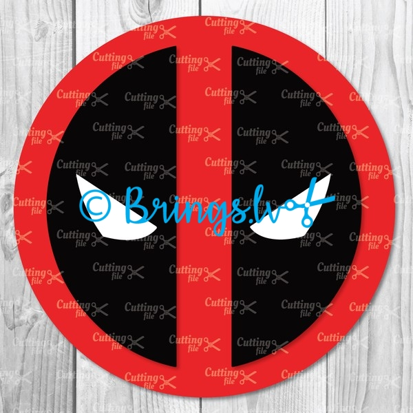 Free Deadpool SVG