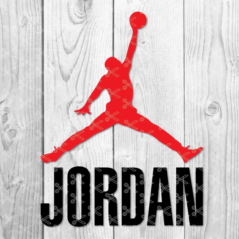 Jordan SVG Cut File