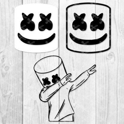 Marshmellow SVG