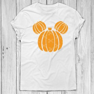 Mickey Pumpkin SVG