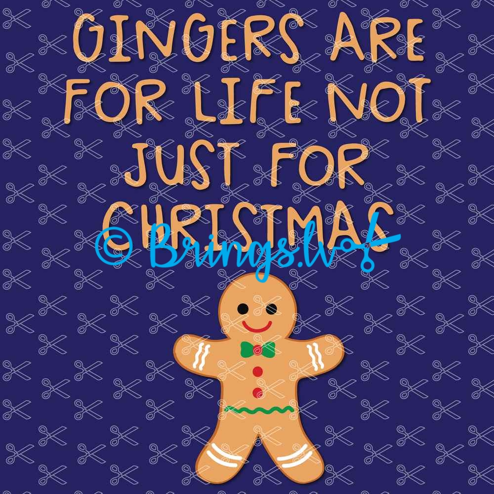 Christmas Gingerbread SVG