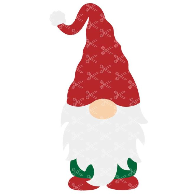 Christmas Gnome SVG