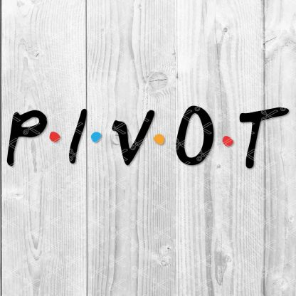 Pivot SVG File