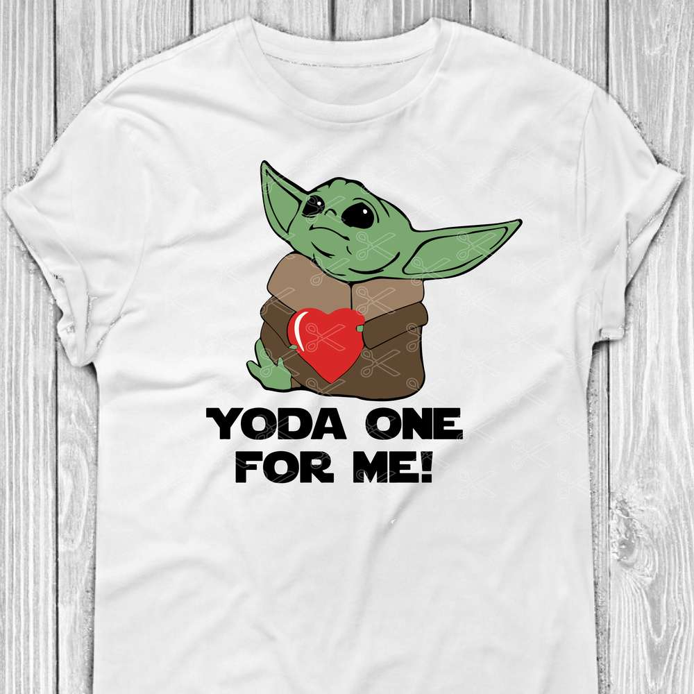 Baby Yoda Svg Dxf Png Cut Files