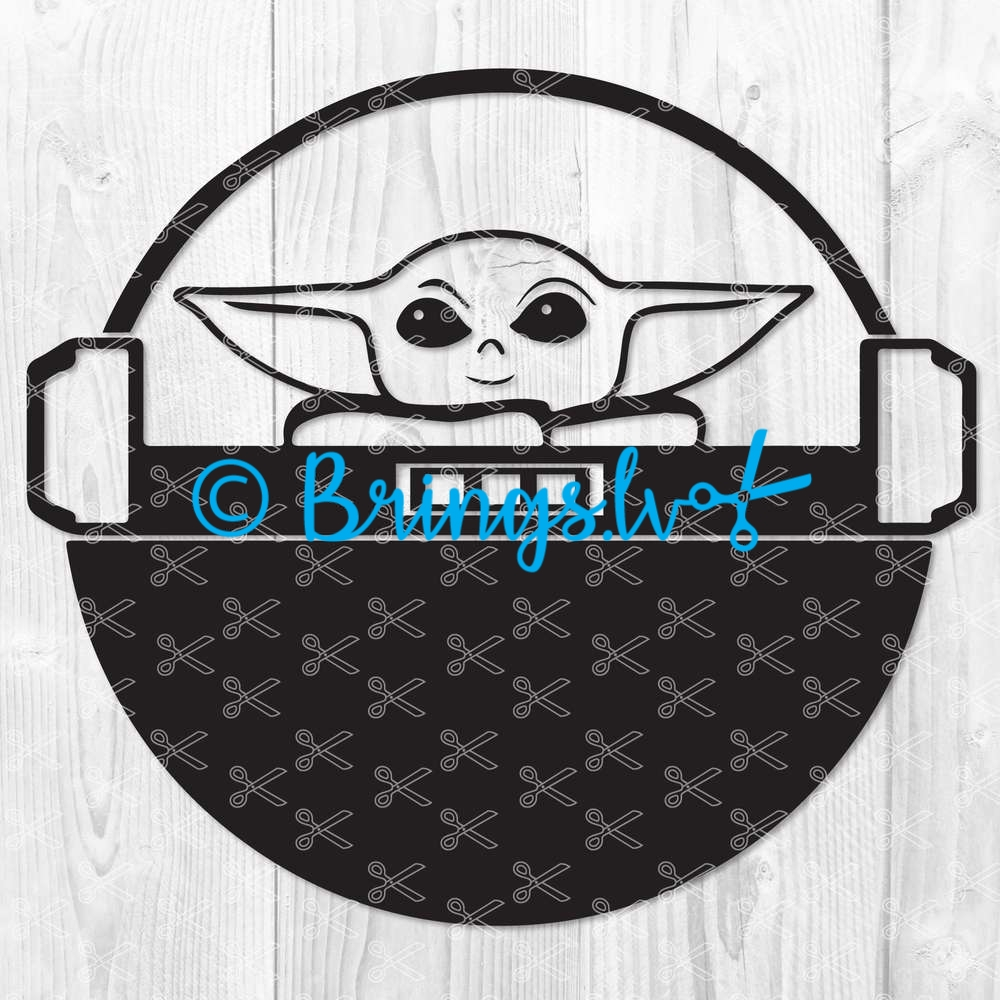 Funny Baby Yoda Svg Archives High Quality Vector Design Svg Dxf Png Cut Files