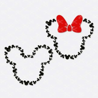Disney Mickey Mouse SVG