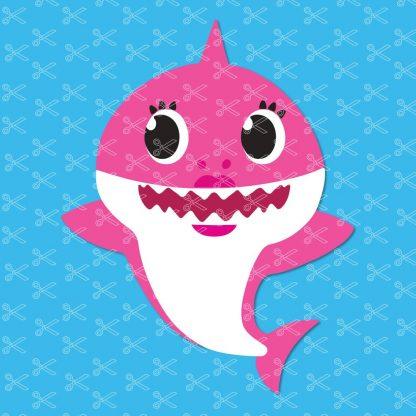 Baby Shark Pinkfong SVG