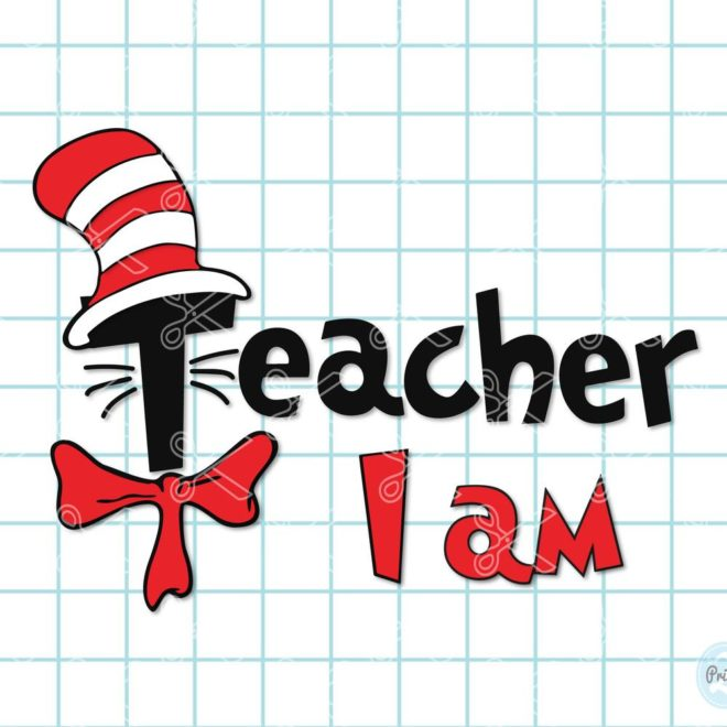 Gift For Teacher SVG