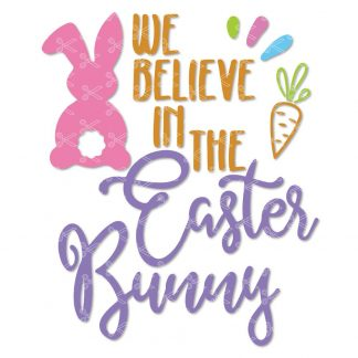 Easter Bunny SVG