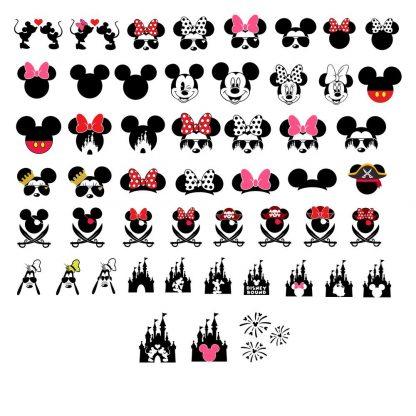 Disney SVG Bundle
