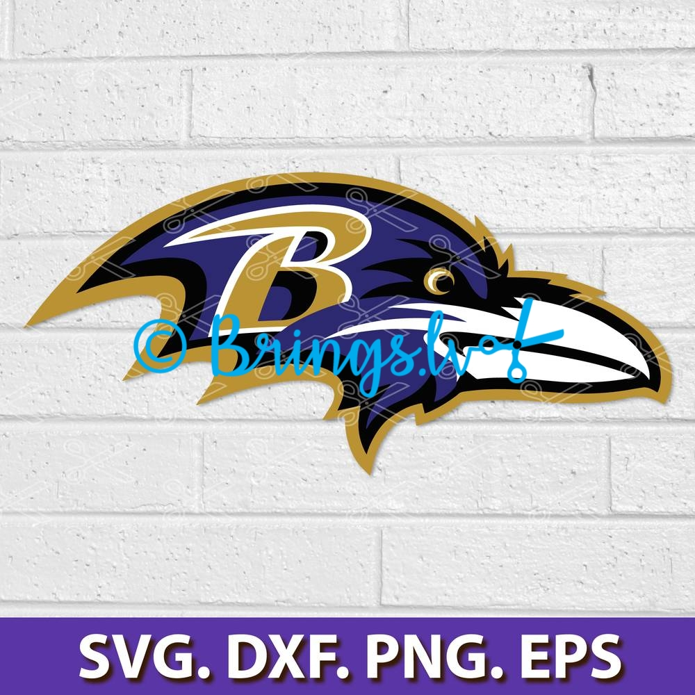Baltimore Ravens SVG