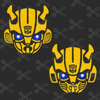 Bumblebee Transformers SVG