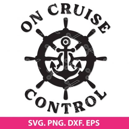 On Cruise Control SVG
