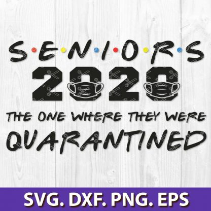 Seniors 2020 SVG