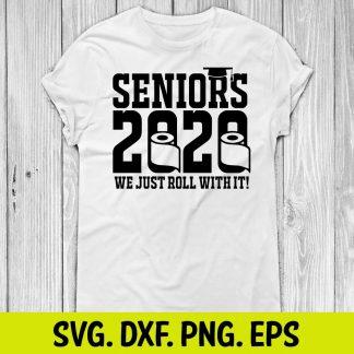2020 Senior Quarantine SVG