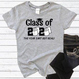 Graduation Class Of 2020 Toilet Paper SVG