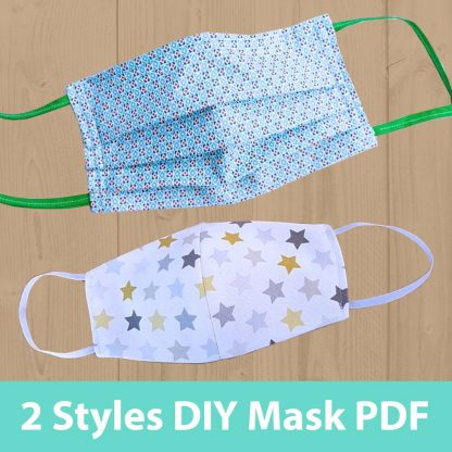 Face Mask Pattern PDF