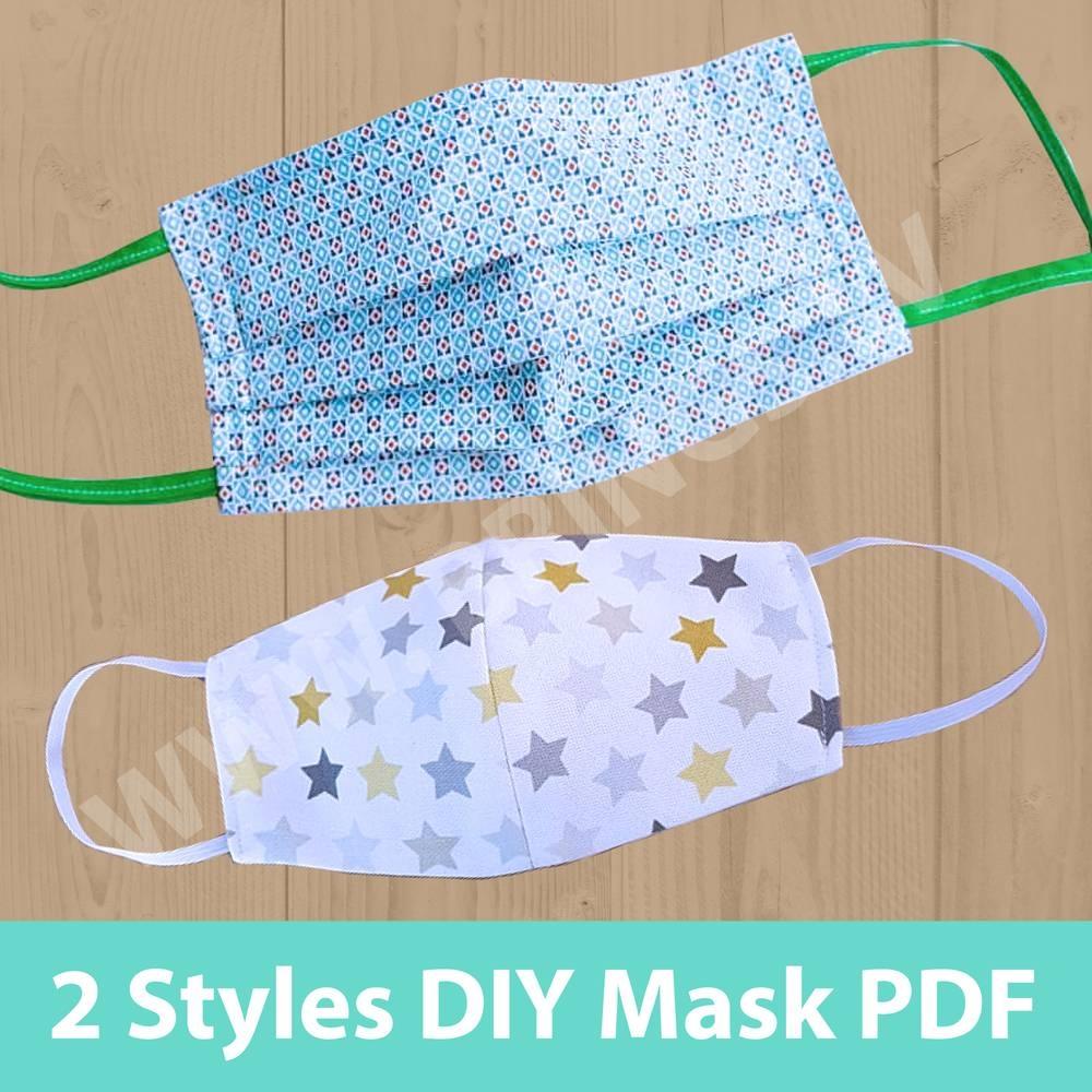Face Mask Pattern PDF