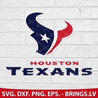 Houston Texans Logo SVG