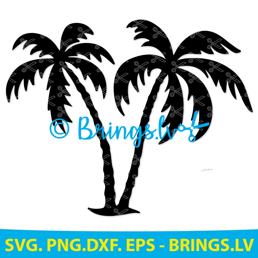 Palm Tree SVG