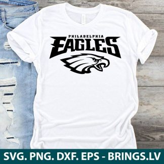 Philadelphia Eagles SVG