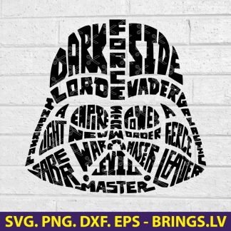 Star Wars DARTH VADER SVG