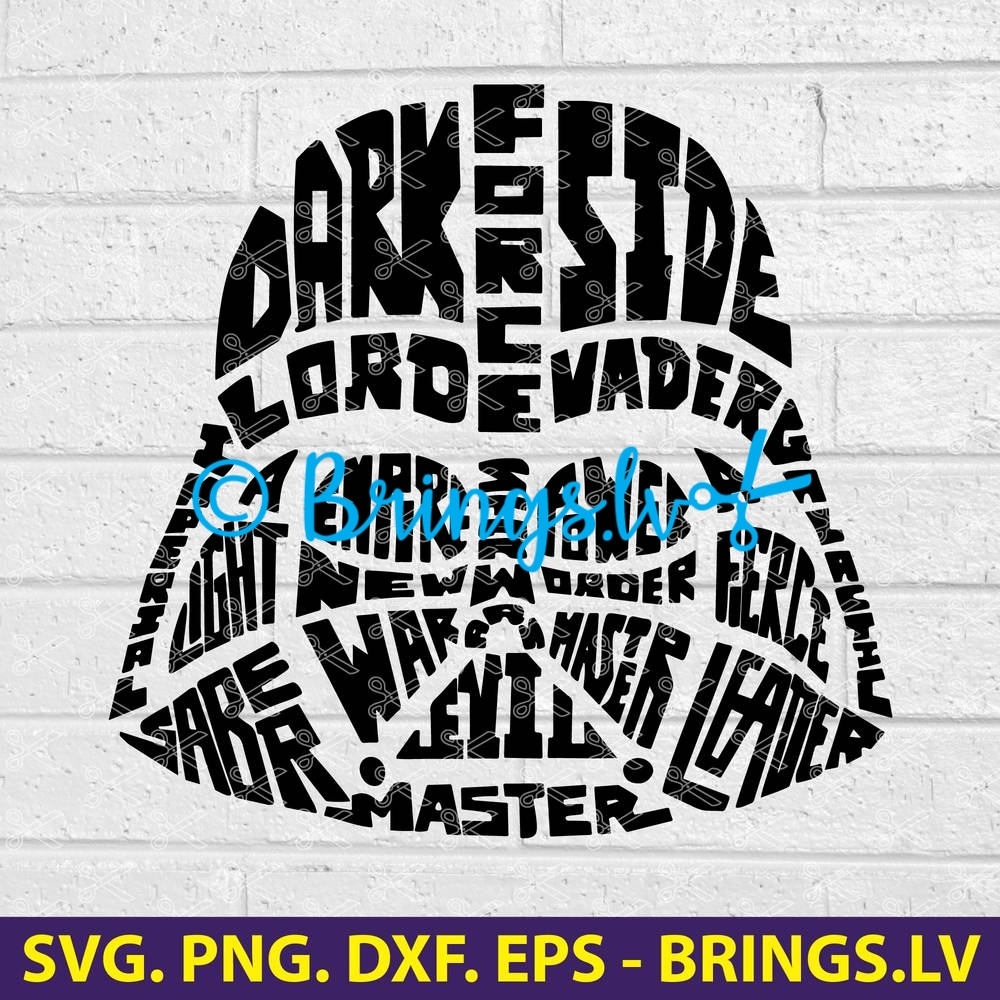 Star Wars DARTH VADER SVG