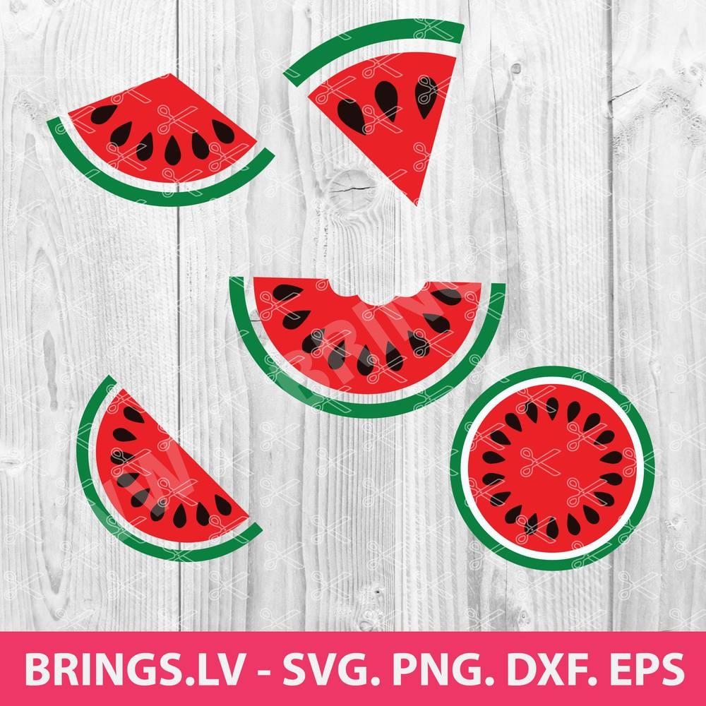 Watermelon SVG