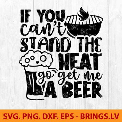 BBQ SVG Cut File