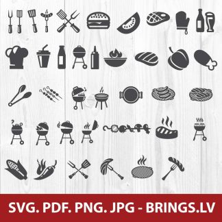 BBQ SVG Bundle